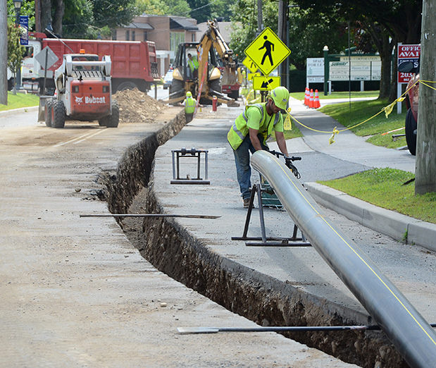 Positive Impact of Natural Gas Pipeline